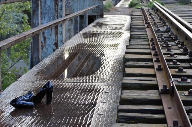 Train Tracks and Heels