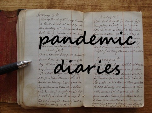 pandemic diaries